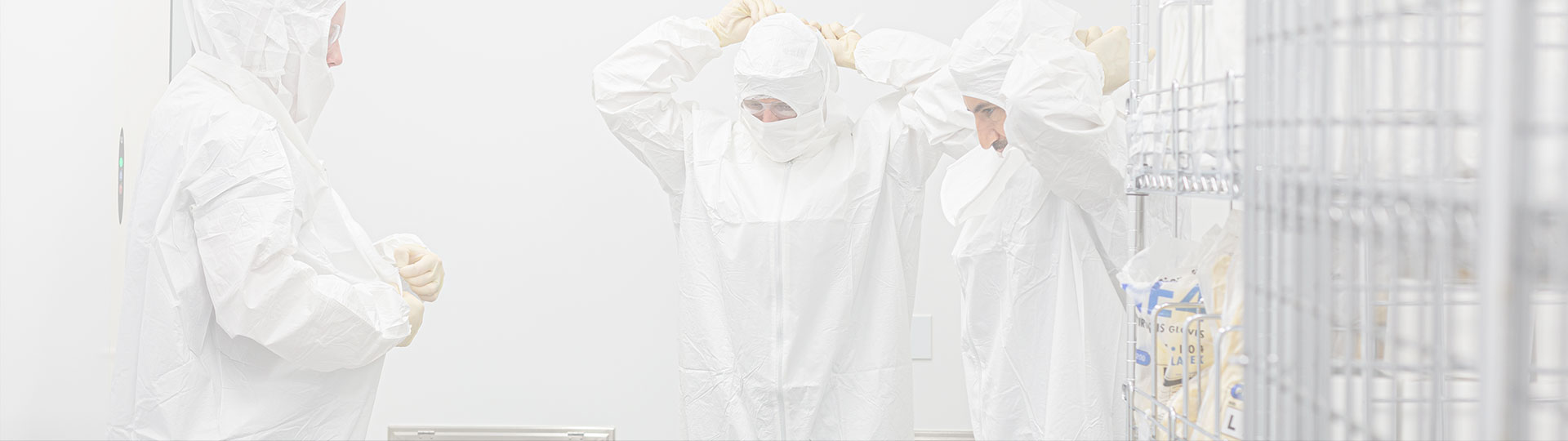 scientists in white lab Coats